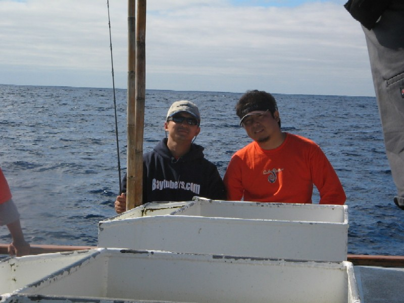 第二回SGNマグロ釣りチャーター 36