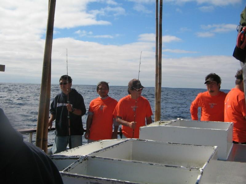 第二回SGNマグロ釣りチャーター 39