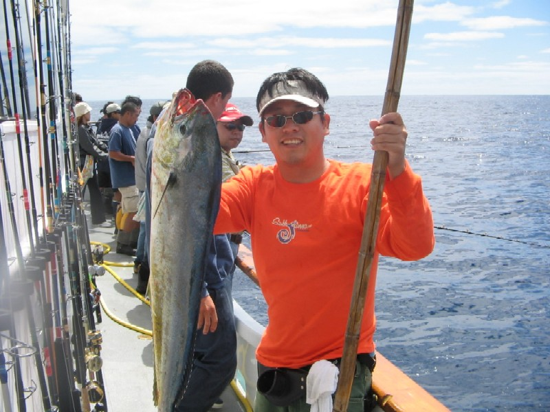 第二回SGNマグロ釣りチャーター 42