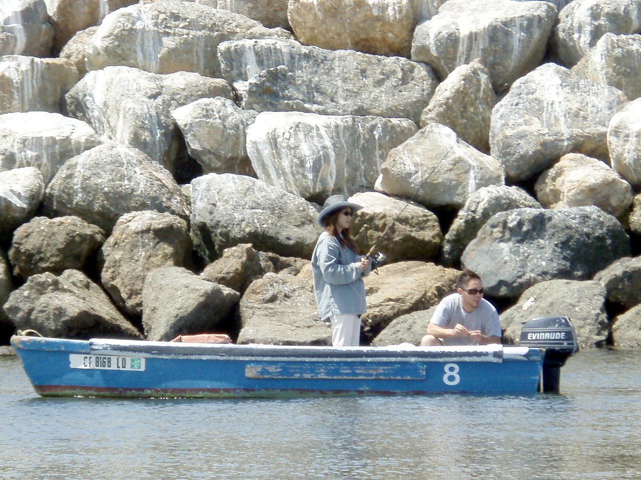 第3回 SGN釣り大会(2007年6月)