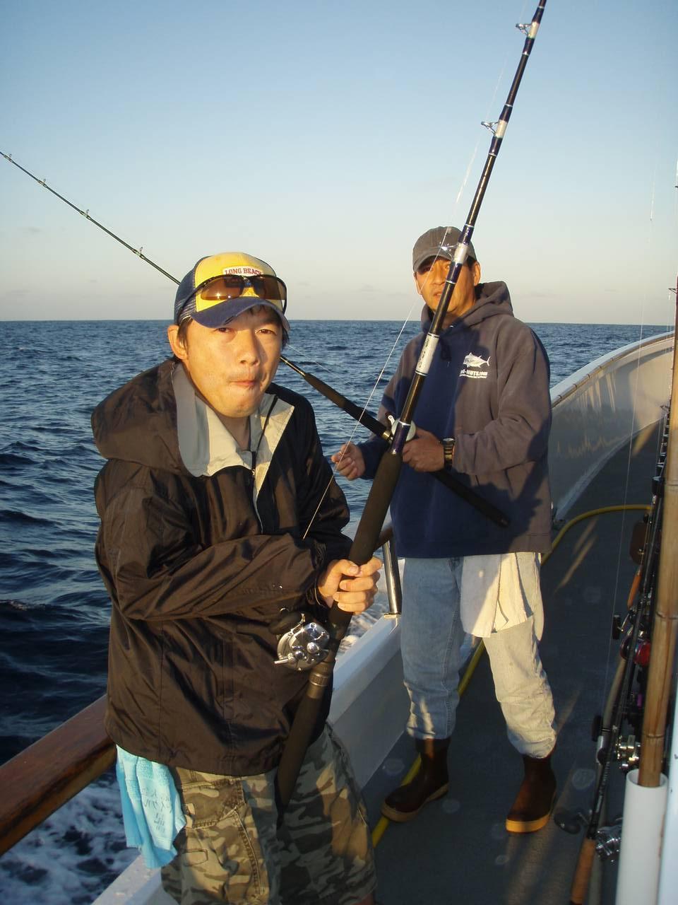 第4回 SGNマグロチャーター(2007年9月) 12