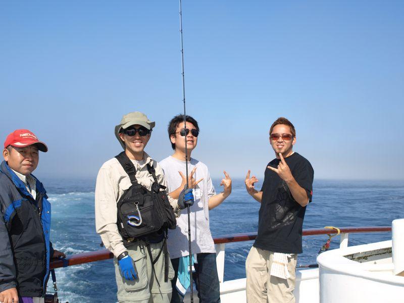 第5回 SGNマグロチャーター(2008年6月) 21