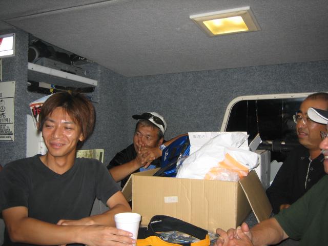 第7回 SGNマグロチャーター(2008年9月) 8