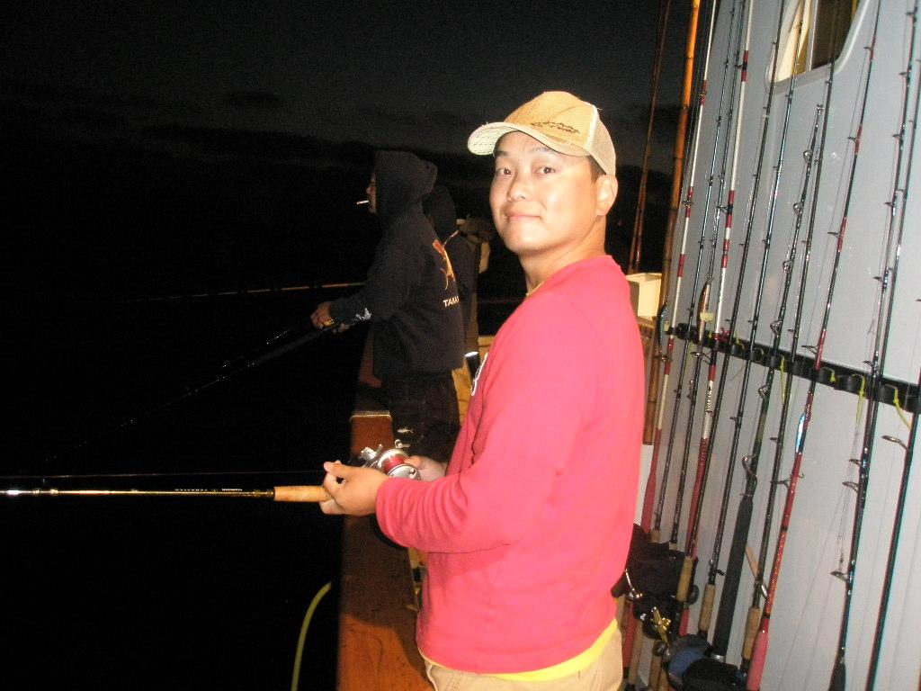 第7回 SGNマグロチャーター(2008年9月) 2