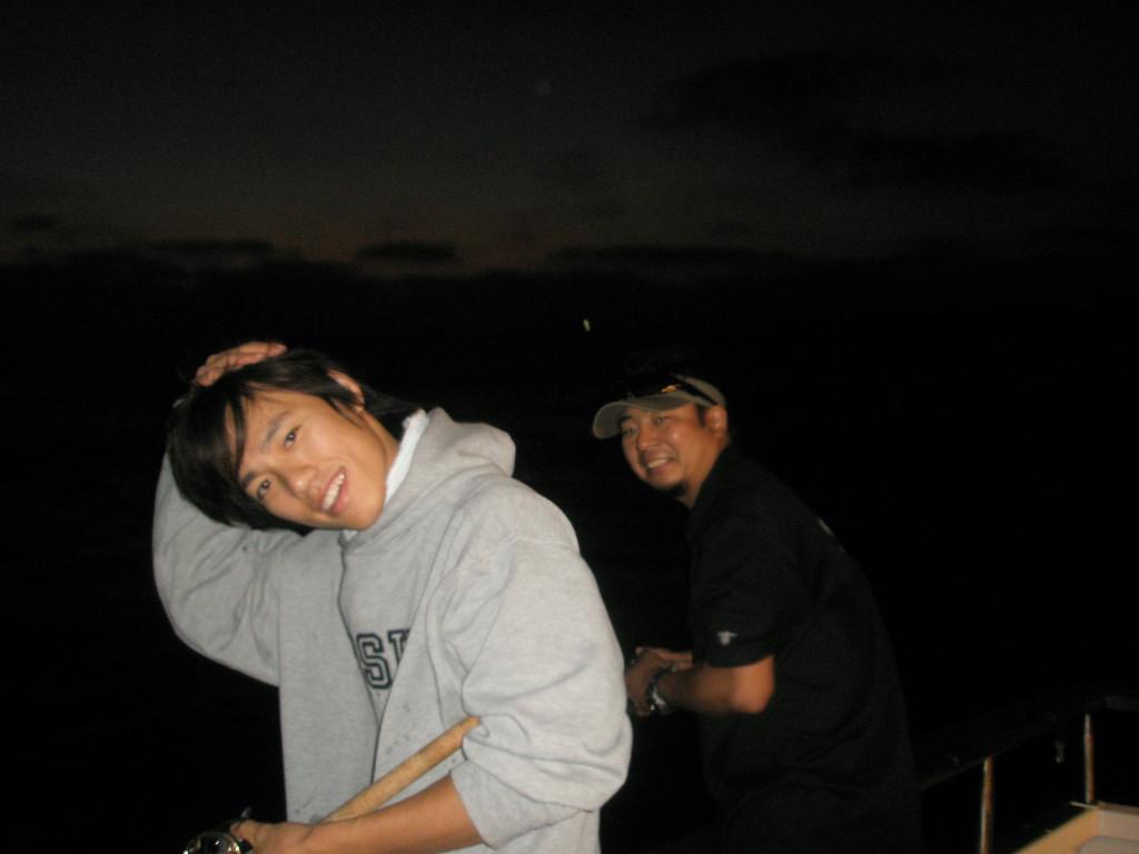 第7回 SGNマグロチャーター(2008年9月) 6