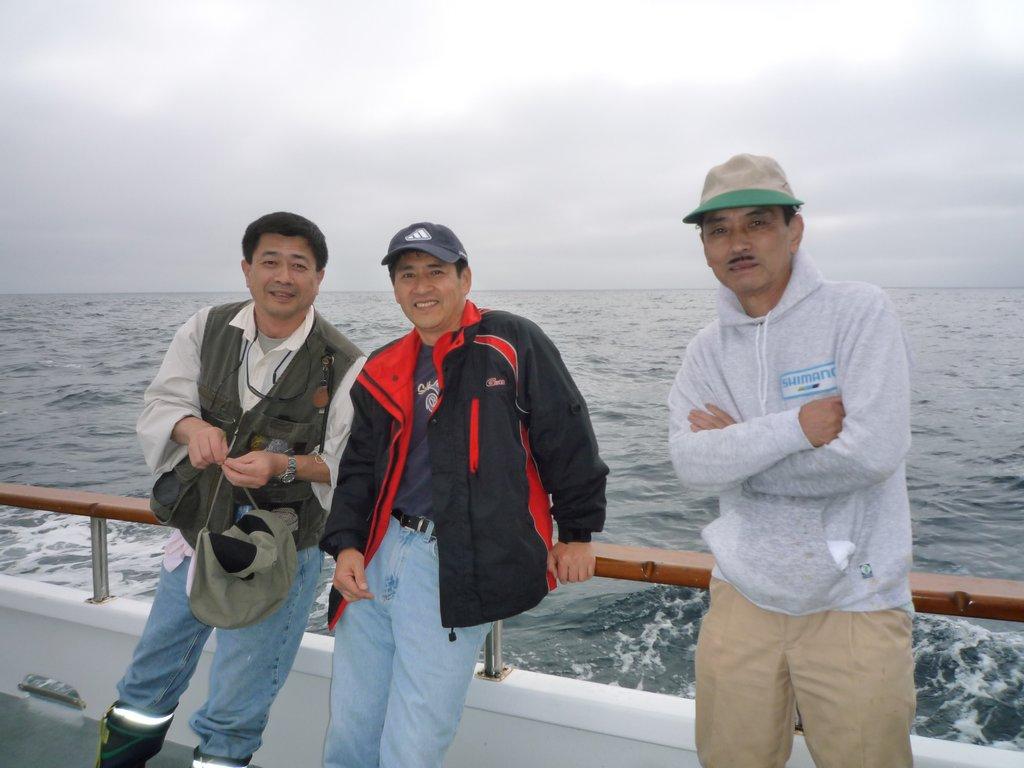 第9回 SGNマグロチャーター(2009年6月) 21