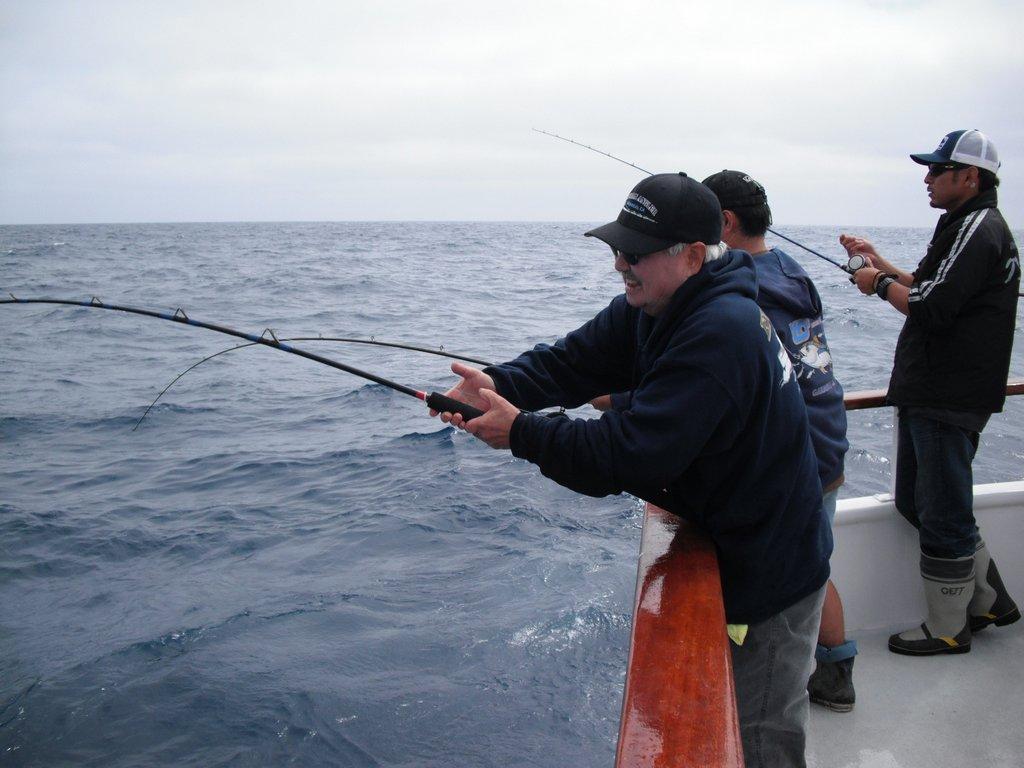 SGN第8回マグロ釣りチャーター 64