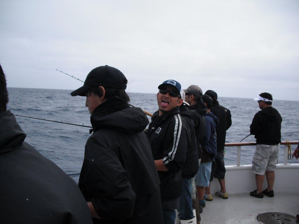 SGN第8回マグロ釣りチャーター 86