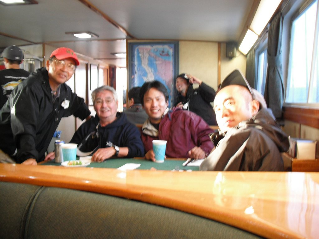 SGN第8回マグロ釣りチャーター 120