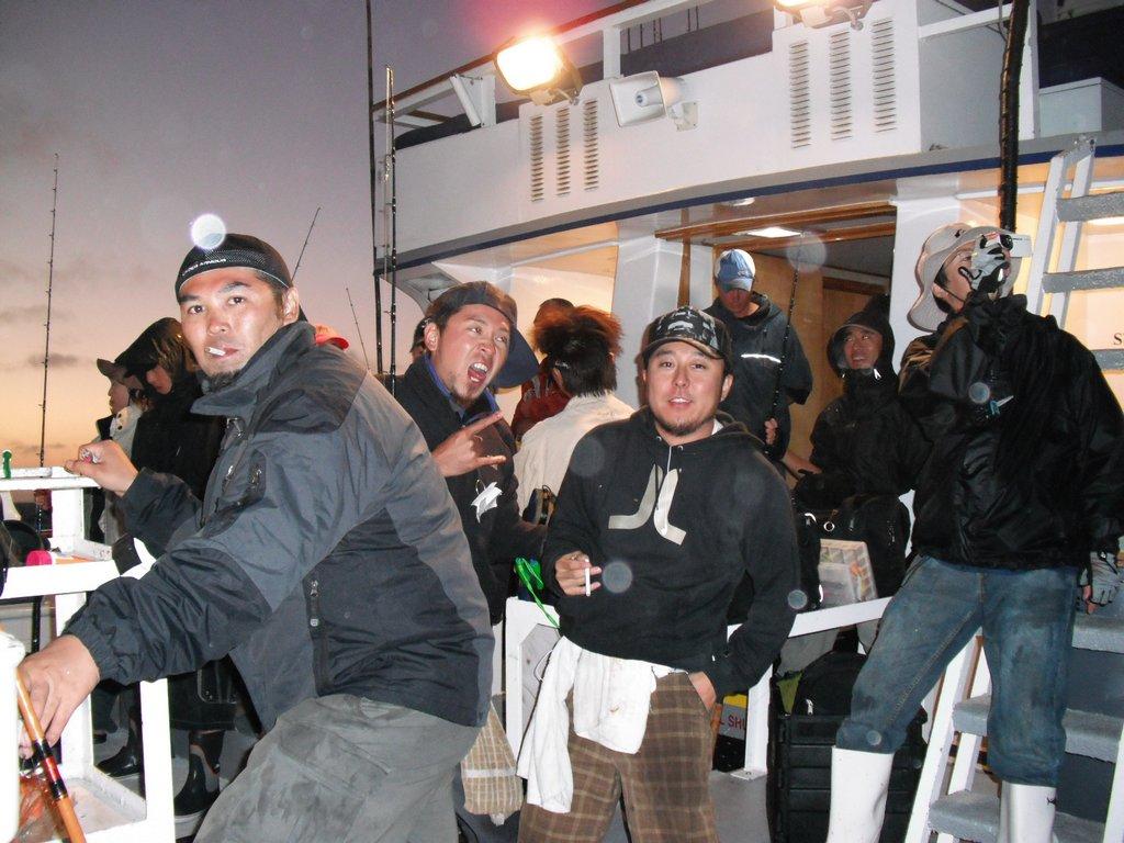 SGN第8回マグロ釣りチャーター 124