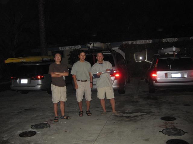 第7回 SGN釣り大会(2009年9月) 1