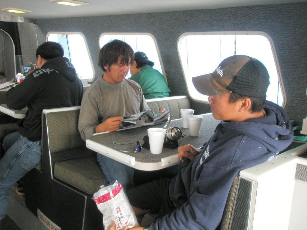 第15回 SGNマグロチャーター(2011年9月)  9