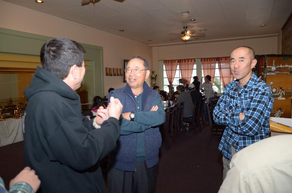 第5回 SGN新年会(2012年1月21日) 1