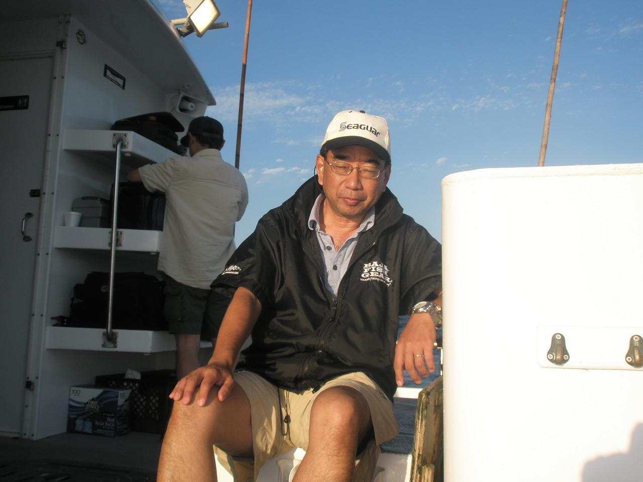 第18回 SGNマグロチャーター(2012年9月) 2