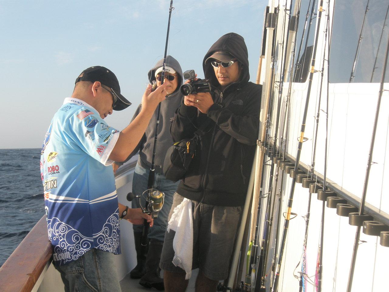 第18回 SGNマグロチャーター(2012年9月) 3