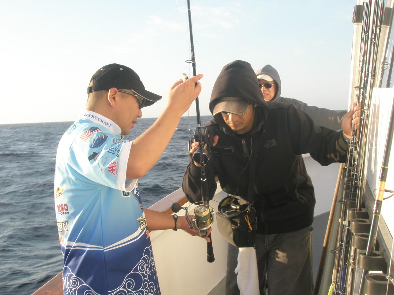 第18回 SGNマグロチャーター(2012年9月) 4