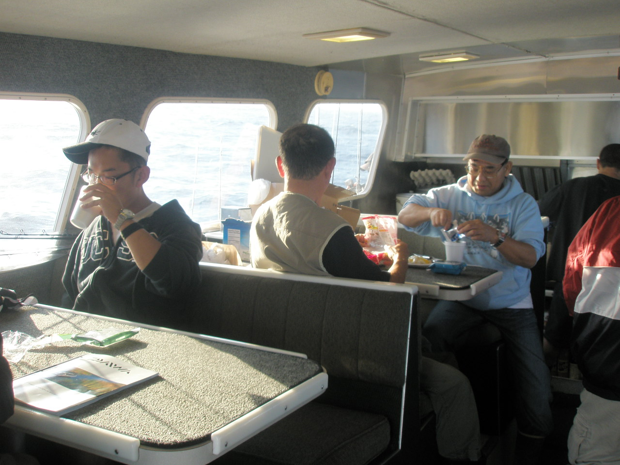 第18回 SGNマグロチャーター(2012年9月) 5